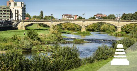 Vieux pont Dax