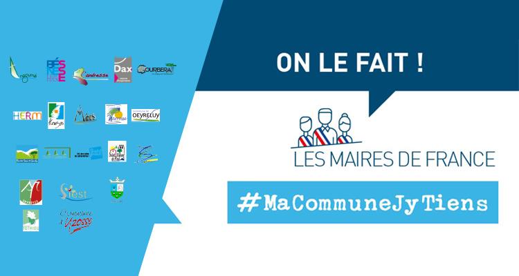 campagne communication des maires de france