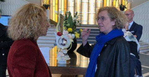visite ministre du Travail au Grand Dax