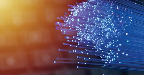 fibre optique - très haut débit