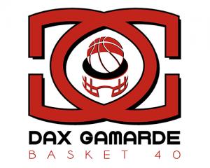 logo dax gamarde basket 40